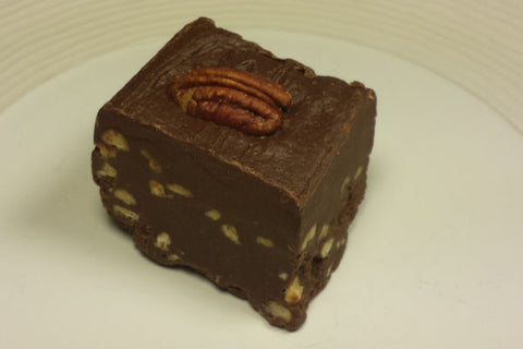 Chocolate Pecan Fudge