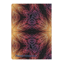 Load image into Gallery viewer, #fractalpads Go Deeper Paperback Journal