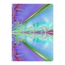 Load image into Gallery viewer, #fractalpads Princess Paperback Journal