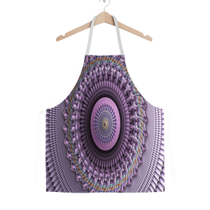 Mindscape Purple Classic Sublimation Adult Apron