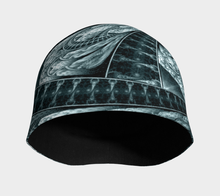 "Load image into Gallery viewer, Fractal CAPS Beanie in ""FAB Knights Teal"""