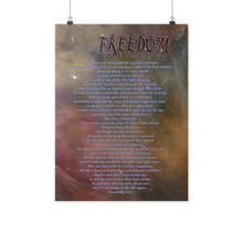 "Load image into Gallery viewer, Reality Rhymes ""Freedom"" Side 2 of 2pc (2 Sz)"