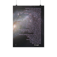 "Load image into Gallery viewer, Reality Rhymes ""Just the Facts"" Poster Side 2 of 2pc (2 Sz)"