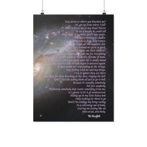 "Reality Rhymes ""Just the Facts"" Poster Side 2 of 2pc (2 Sz)"