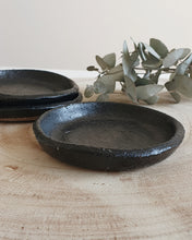 Load image into Gallery viewer, Jewellery dish, salt dish or spice dish…  This dish is a versatile piece to add to your bedroom or kitchen bench.  Handmade in Queensland, no 2 dishes are the same.