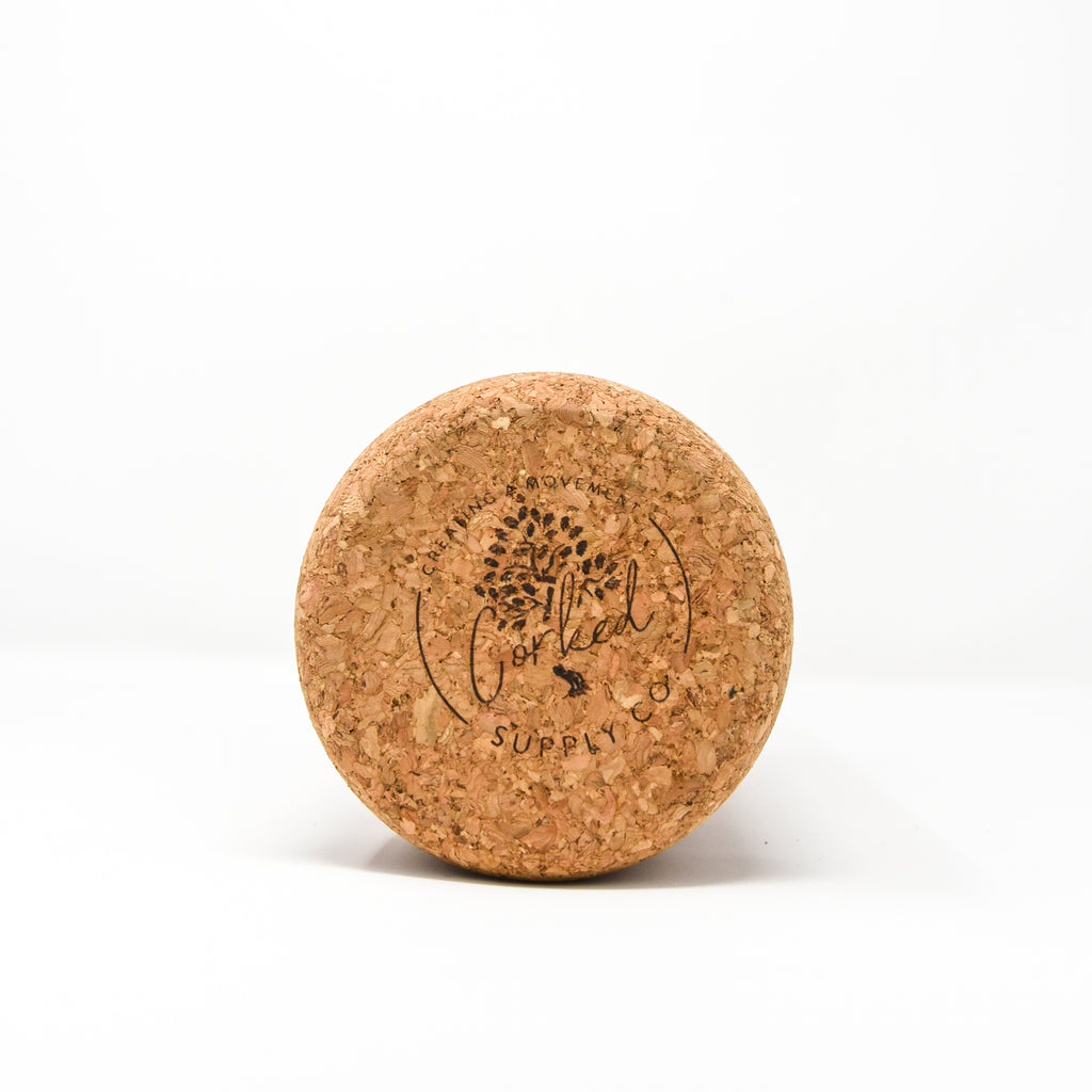 Recycled Cork Body Roller