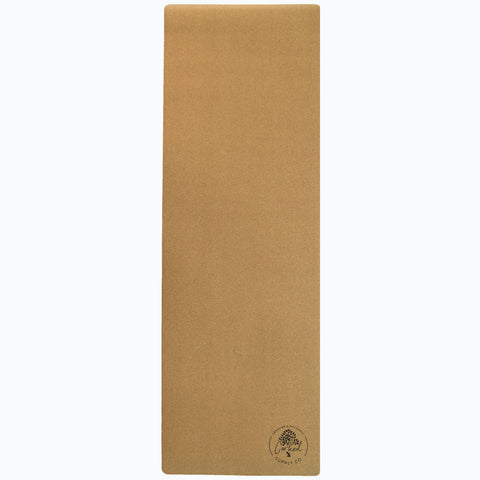 Image of Recycled Cork Signature Yoga Mat