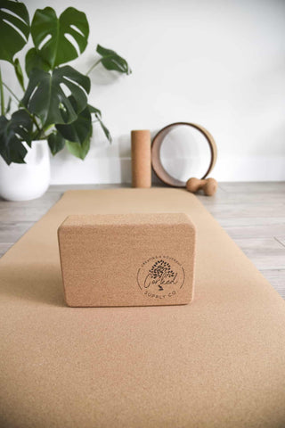 Recycled Cork Signature Yoga Mat
