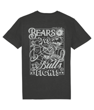 Load image into Gallery viewer, Bulls Vs Bears T-Shirt (Dark)