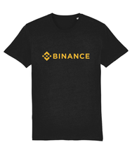 Load image into Gallery viewer, Binance Logo T-Shirt