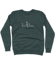 Load image into Gallery viewer, Buy Bitcoin Sweatshirt