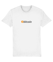 Load image into Gallery viewer, Bitcoin Logo Tee