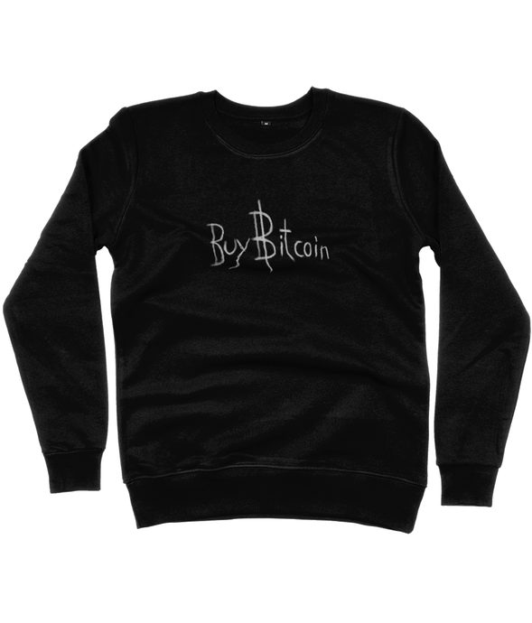 Buy Bitcoin Sweatshirt