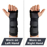 Wrist Support Carpal Tunnel Brace Straps Left or Right Hand 1 Pc