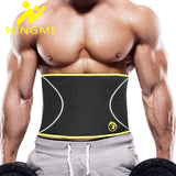 NINGMI Slim Waist Trainer Body Shaper for Mens
