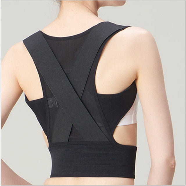 Medical Clavicle Posture Corrector Adult Children Back Support Belt