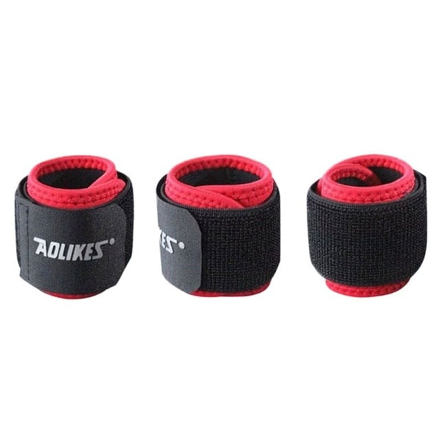 1PC Adjustable Sports Wristband Basketball Weightlifting Wrist Brace
