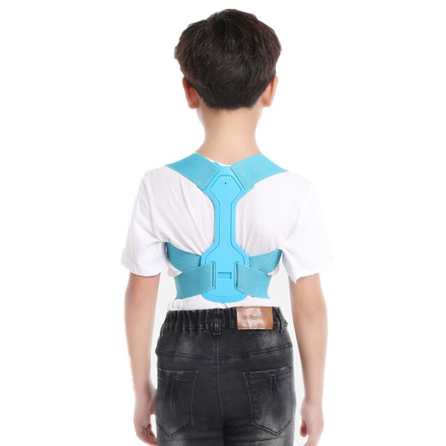Posture Corrector Breathable Straighten Upper Children Belt