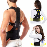 YOSYO Adjustable Back Posture Corrector Magnetic Therapy