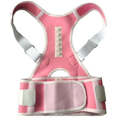 Sports Neoprene Magnetic Back Support Belt Posture Corrector