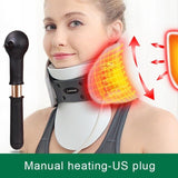 Medical Neck Traction Device Cervical Spondylosis Neck Brace