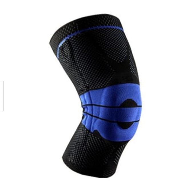 Sports Knee Pads Knee Support Silicone Spring Knee Protector Brace