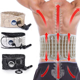 Back Decompression Belt Lumbar Posture Corrector Spinal Air Traction Protector