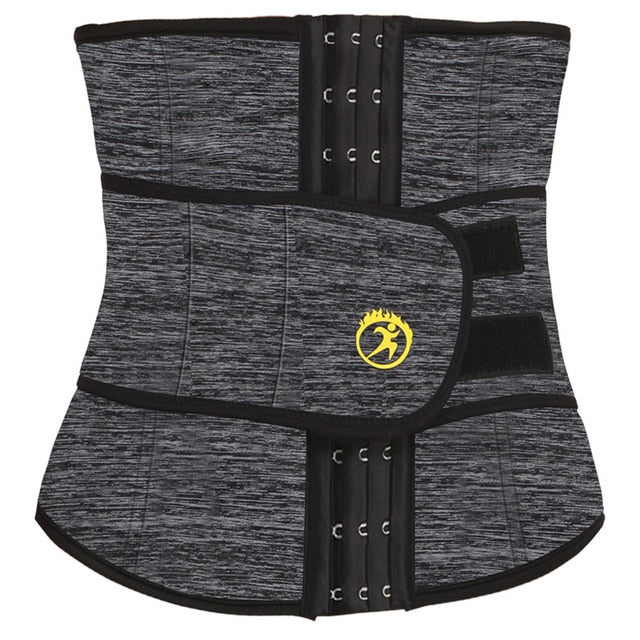 LANFEI Hot Waist Trainer Neoprene Men Body Shaper Tummy Control Belt