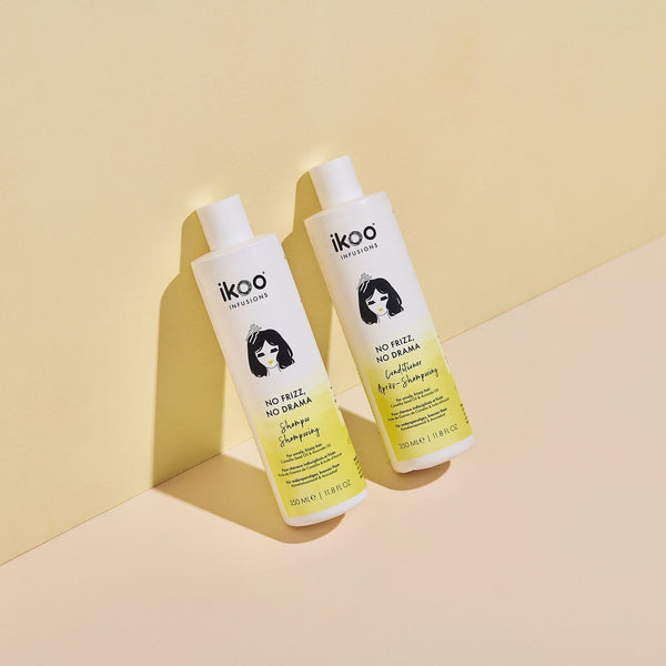 DEFRIZZ TOGETHER: SHAMPOO + CONDITIONER