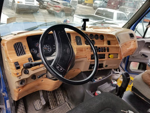 Complete Wood Grain Dashboards