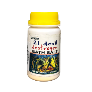 Dr. Wura 21 Destroyer Bath Salt