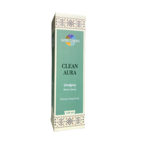 Clean Aura Purification Spray