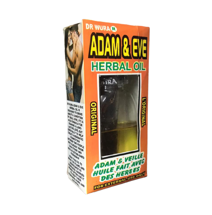 Dr. Wura adam & Eve Herbal oil