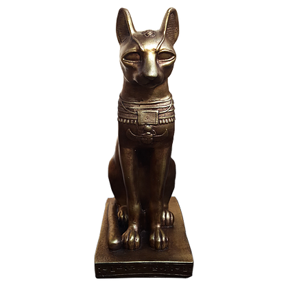 BAST/BASTET - EGYPTIAN CAT GODDESS 42CM