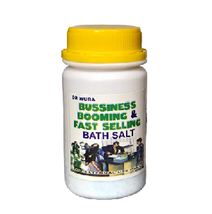 Business Booming & Fast Selling Bath Salt