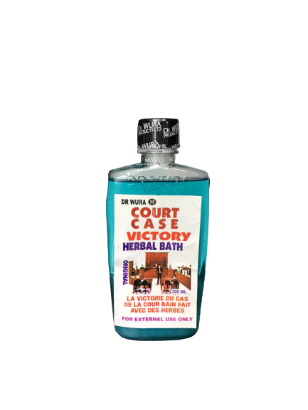 DR WURA COURT CASE VICTORY HERBAL OIL