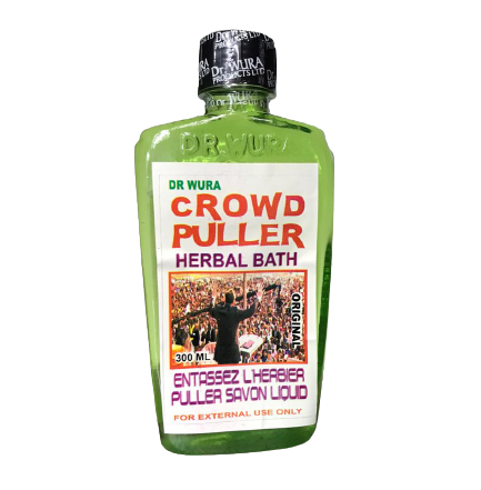 Dr. Wura crowd puller herbal bath