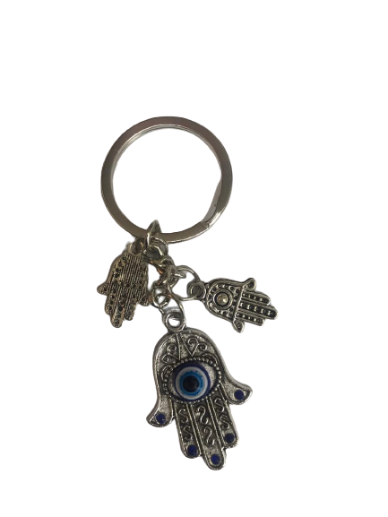 EVIL EYE KEY RINGS