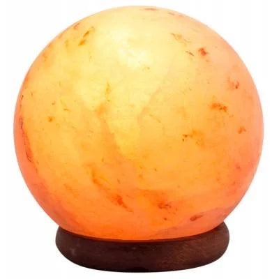 Natural Salt Lamp Round Ball