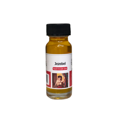 Jezebel Oil
