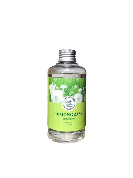 LEMONGRASS REED DIFFUSER REFILL 250ML