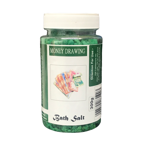 Money Drawing Bath Salt