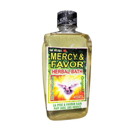 Dr. Wura mercy & favor herbal bath