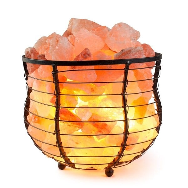Natural Salt Basket