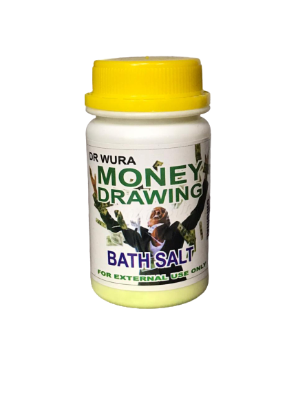 Dr Wura Money Drawing Bath Salt