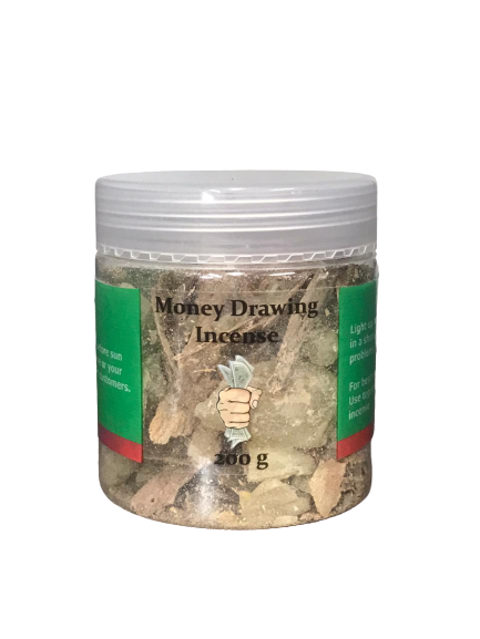 Money Drawing Incense Resin