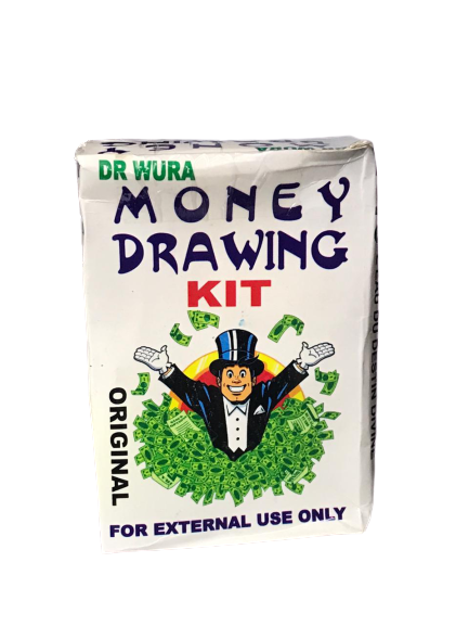 Dr. Wura Money Drawing Kit