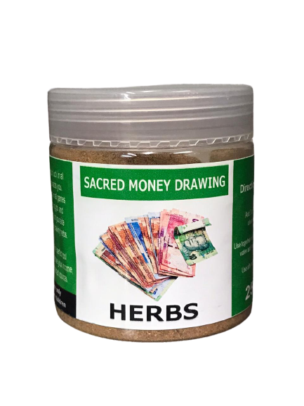 money drawing herbs