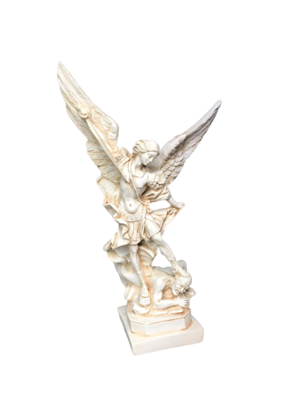 ARCH ANGEL MICHEAL 22 x 12.5 cm