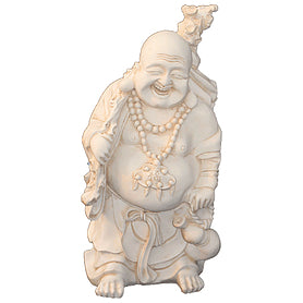 BUDDHA 57CM LAUGHING / HAPPY STANDING